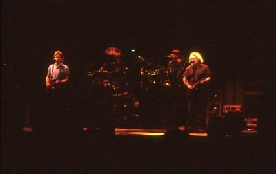 Grateful Dead =Jerry Garcia - original 35mm transparency film