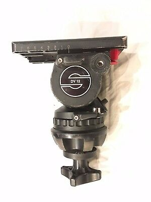 Sachtler DV 12 Fluid Head 100 mm Used excellent condition