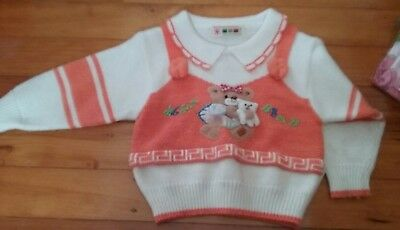 girls sweater size 6