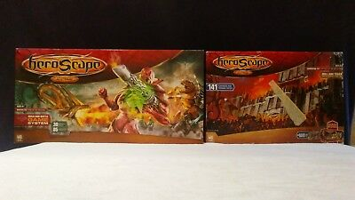 Heroscape Master Set Rise of the Valkyrie NEW W/ Expansion Set