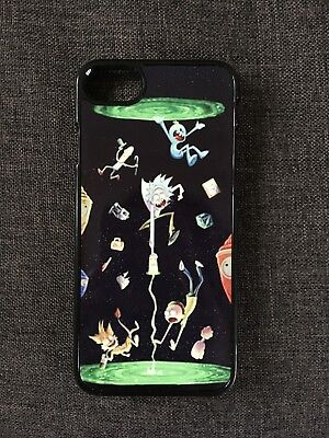 Rick and morty Iphone 7 cover
