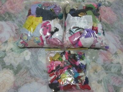 Barbie Clothes, Shoes And Accessories