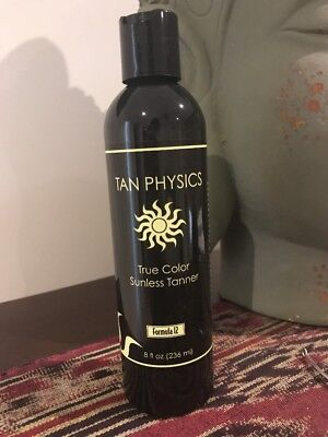 Tan Physics Sunless Tanner BEST PRICE FOR AUSSIES Formula 12