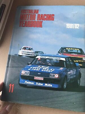 Australian Motor Racing Yearbook