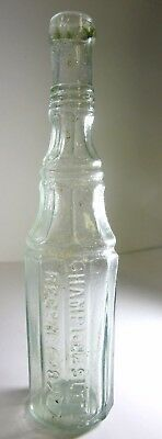 Champion &  Slee Sample Vinegar Bottle - Used To Be In Show Bags