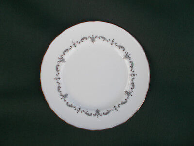 Royal Worcester SILVER CHANTILLY. Side Plate.  Diameter 6 1/8  inches