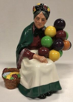 """Vintage Royal Doulton Characters """"The Old Balloon Seller"""" HN 1315"""