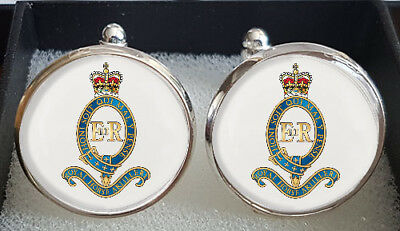 Made to Order Royal Horse Artillery (RHA) Cufflinks - A Great Gift