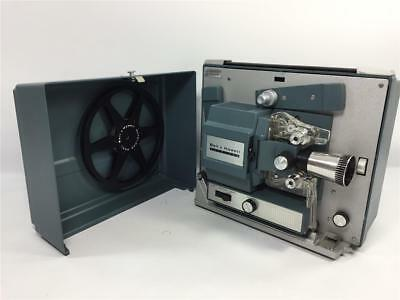 Bell & Howell Autoload Super 8mm Movie Projector Model 357A