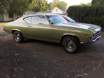 1969 Chevrolet Chevelle super sport 1969 chevelle ss I will add more pics during the next day or so