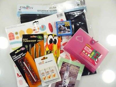Arts and Crafts Scrapbooking - Mixed Pack of Crafty Goodies!