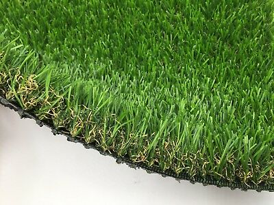 High Quality Artificial Grass Lifelike 25MM 4 Tones 8 years warranty