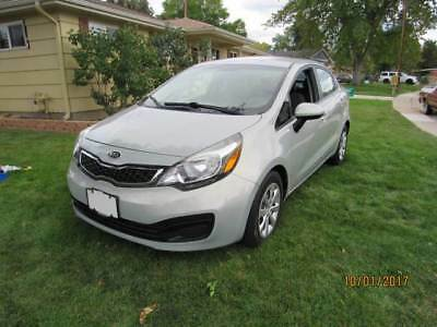 2012 Kia Rio  Great condition, low mileage 2012 Kia Rio EX