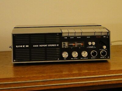 Uher 4400 Report Stereo Ic