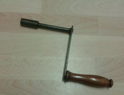 Wind out table key