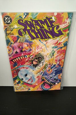 Swamp Thing Issue #117 - DC Comics