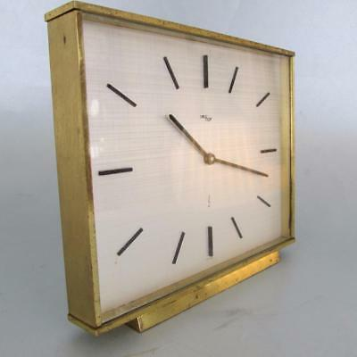 SWISS IMHOF CLOCK top quality vintage clock for attention 13 JEWELS