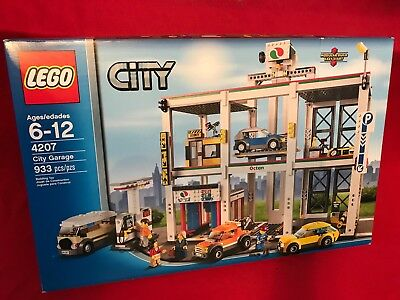 Lego City Garage 4207 New In Box Retired 18995 Picclick