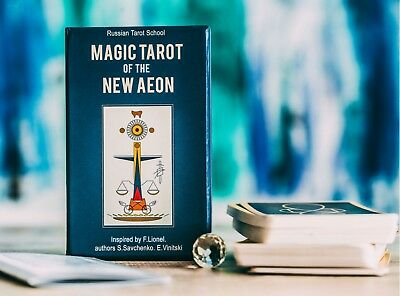 Magic Tarot of the New Aeon and eGuidebook