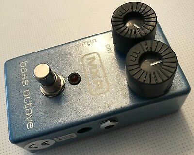 MXR Bass octave original model  (Excellent condition)