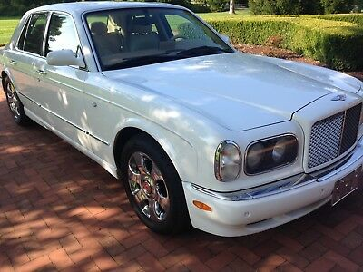 2000 Bentley Arnage Red Label 2000 Bentley Arnage Red Label in Immaculate Shape