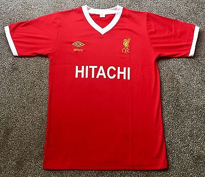Liverpool Retro 1979-1982 Home Shirt Red New ALL SIZES/SLEEVES