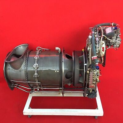 Bell 212 helicopter PT6T-3 gas turbine