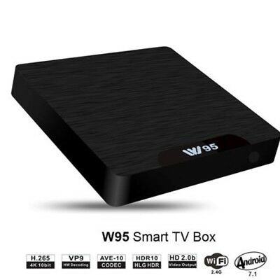 W95 2GB 16GB Android 7.1 Amlogic S905W Quad Core TV Box 2.4GHz WiFi H.265