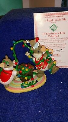 Charming Tails-- Of Christmas Cheer Collection
