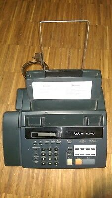 Fax-Kopierer Brother fax-910 Funktionsfähig
