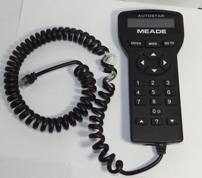 OEM Meade #497 Autostar Computer Remote Control Controller For ETX Telescopes