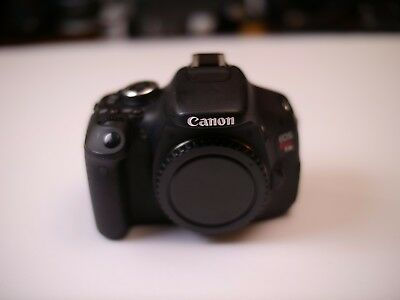 Canon T3i/EOS 600D 18.0MP Digital SLR Camera (Body Only) - w/ 2 Extra Batteries