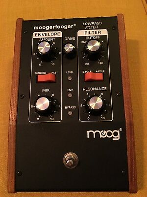 Moog Moogerfooger MF-101 Low Pass Filter Pedal