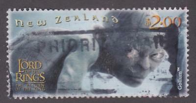 New Zealand 2003 #1902 Lord of the Rings (Gollum) - Used