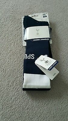 Spurs socks in x large tottenham brand new