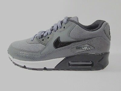 Details about NIKE AIR MAX 90 MESH GS TRAINERS WOMENS GIRLS OBSIDIAN CASUAL SHOE RRP £110