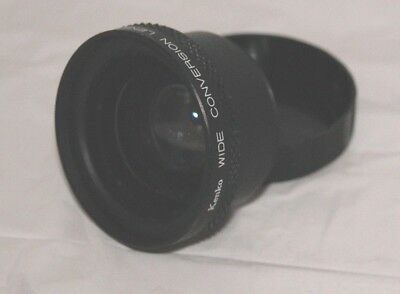 Wide Conversion Lens  x0.7  46 mm thread