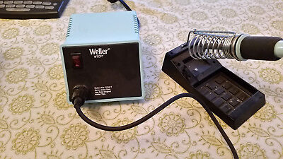 Weller soldering station, WTCPT and TC201Twand. good condition