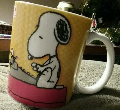 "Snoopy Mugs ""I made a hundred & 20 decisions today all of them wrong"" New"