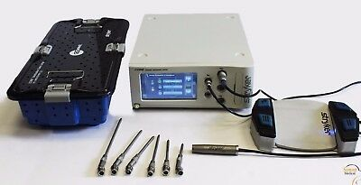 Complete Stryker 5400-130 Core Sumex Spine Drill Set