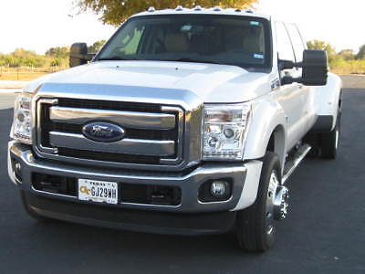 2015 Ford F-450 Lariat 2015 Ford F450