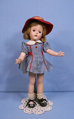 "14"" All Original Composition Doll - Suzanne by Effanbee"