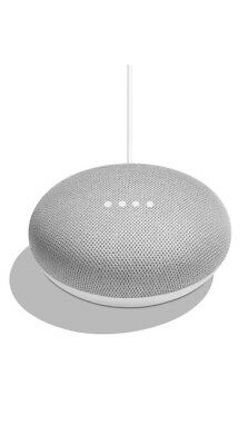 Google Home Mini Smart Personal Assistant Voice Activated Speaker