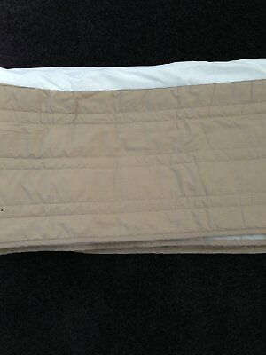 Single Bed Valance.**NOTE WILLNOT POST**