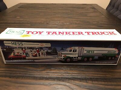 1990 Hess Toy Tanker Truck NEW In Box