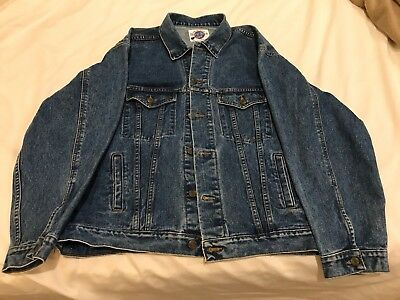 Hard Rock Cafe New Orleans Jacket Denim