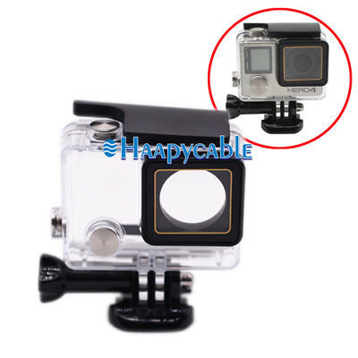 New Waterproof Dive Housing Protective Case for GoPro Hero 3 4 Camera Accessory