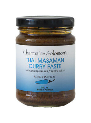 Charmaine Solomon's Thai Masaman Curry Paste