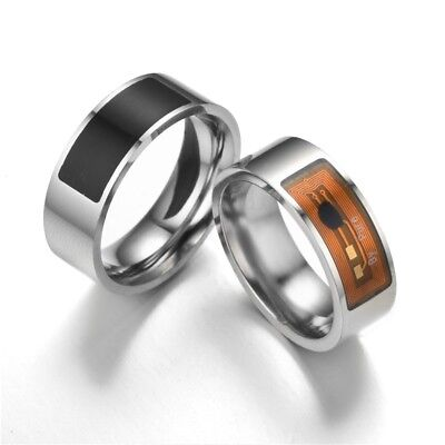 Cool NFC Smart Magic Ring Wearable For Universal Phone Multi-functional Ring Hot