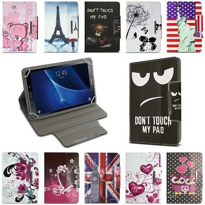 Tablet Tasche Samsung Galaxy Tab A6 10.1 Schutzhülle Hülle Case Cover Etui Stand
